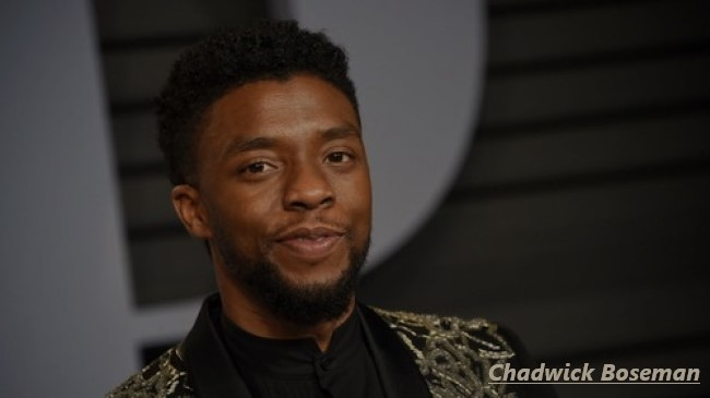 Rest In Peace, Chadwick Boseman